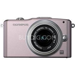 E-PM1 Pink w/14-42mm Lens - OPEN BOX