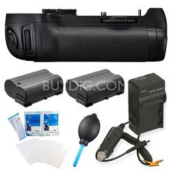 Pro Series MB-D12 Multi Battery Power Pack for the Nikon D800 & D800E camera