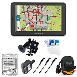 dezl 560LMT trucking GPS w/ Free Lifetime Maps and Traffic Ultimate Bundle
