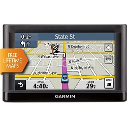 "nuvi 52LM 5"" GPS Navigation with Lifetime Map Updates (Certified Refurbished)"