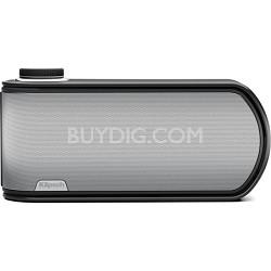 GiG Portable Wireless Music System with aptX Bluetooth (Black)