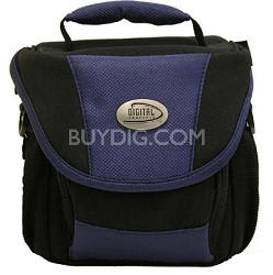 Digital Concepts Deluxe Bag for Compact Camcorders / Digital Cameras - HL26