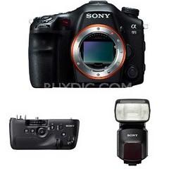 Alpha SLT-A99V 24.3 MP Full Frame SLR Digital Camera
