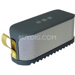 SOLEMATE Bluetooth Portable Speaker - Grey