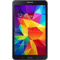 """Galaxy Tab 4 Black 16GB 8"""" Tablet - 1.2 GHz Quad Core Proc, Android 4.4, Kit Kat"""