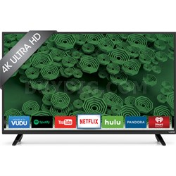 D40u-D1 40-Inch 120Hz 4K Ultra HD Full-Array LED Smart TV D-Series - OPEN BOX