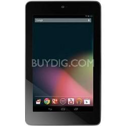 Nexus 7 ASUS-1B32GB Tablet - Quad-core Tegra 3 Processor, Android 4.1- OPEN BOX