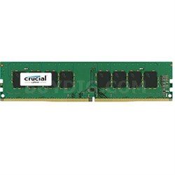 16GB DDR4 2133 MTs CL15 UDIMM