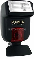 D20AF-C  E-TTL II AF Camera Flash for Canon EOS 50D/30D/20D/Xsi/T1i DSLR