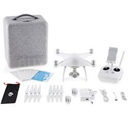 Phantom 4 Advanced Quadcopter Drone w/ Bonus 2nd Battery, Custom Case & more