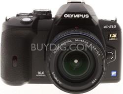 Evolt E-510 10.1MP Digital SLR with 14-42mm f3.5-5.6 Zuiko Digital Lens