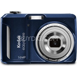 EasyShare C1550 16MP 5x Zoom 3.0 inch LCD Blue Digital Camera