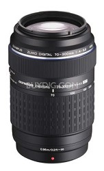 70-300mm f4.0-5.6 Zuiko Digital Zoom Lens -1-year US and Intl Warranty