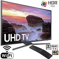 "UN65MU6300FXZA 65"" 4K Ultra HD Smart LED TV (2017 Model)"