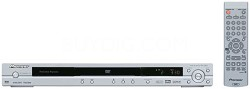 Stylish DVD Player w/ support for DivX/WMA/MP3 and Jpeg formats - OPEN BOX