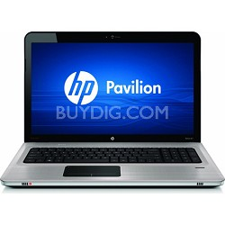 "Pavilion 17.3"" dv7-4295us Entertainment Notebook Intel Core i7-2630QM-OPEN BOX"