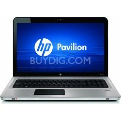 "Pavilion 17.3"" dv7-4295us Entertainment Notebook Intel Core i7-2630QM-OPEN BOX"