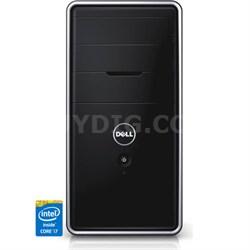 Inspiron 3000 i3847-8924BK Desktop Computer - Intel Core i7-4790 Proc.