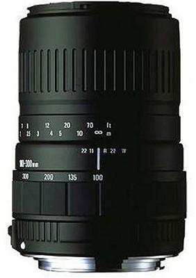 100-300mm f4.5-6.7 for nikon AF D mounts