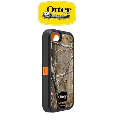 Defender Case for iPhone 5 w/ Realtree Camo (AP Blazed)