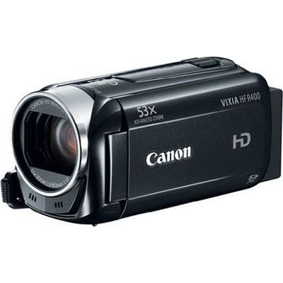 VIXIA HF R400 HD 53x Image Stabilized Optical Zoom Camcorder  3` LCD Refurbished
