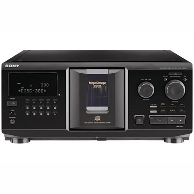 CDPCX355 - 300 Disc MegaStorage CD Changer