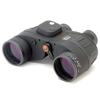 7x50 Oceana IF RC (Individual Focus, Reticle/Compass) Waterproof Porro Binocular