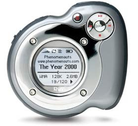 Forge 256 mb MP3 Player