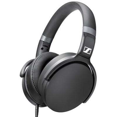 HD 4.30i Lightweight Ultra-Slim Headphones (Black)