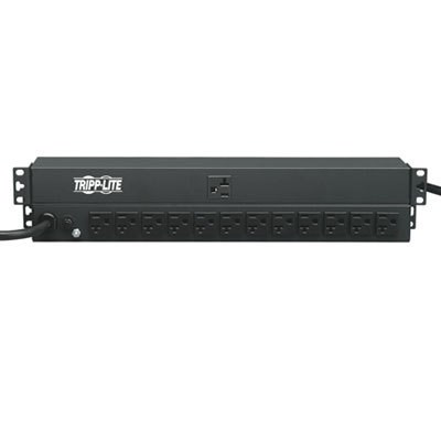 20A 120V Rackmount Power Distribution Unit - PDU1220T