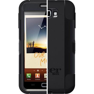 Samsung Galaxy Note Defender Series Case (Black)