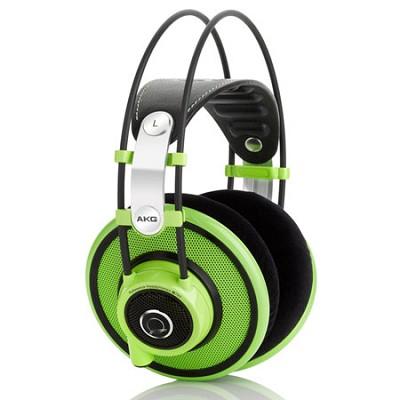 Q 701 Quincy Jones Signature Reference-Class Premium Headphones - Lime Green