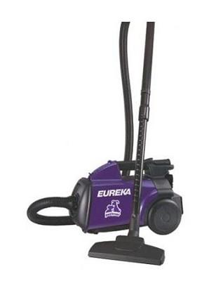 3684F- Eureka 3684F Pet Lover Canister Vacuum -OPEN BOX