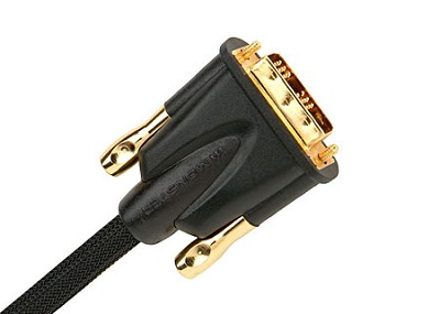 DVI400 Super-High Performance DVI-D Video Cable for HDTV 1 Meter (3.28 ft.)