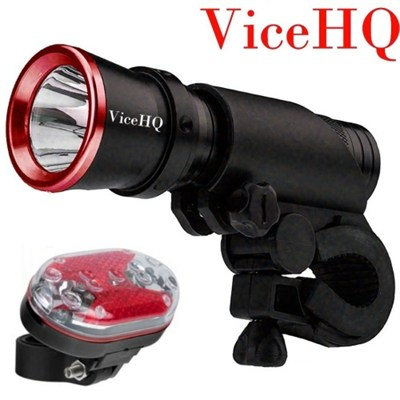 Bike Super Bright CREE LED Torch Flashlight