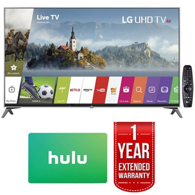 55` Super UHD 4K HDR Smart LED TV (2017) + 6 Months Netflix + Extended Warranty