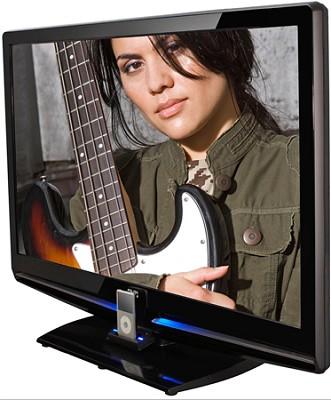 LT-42P300 42` High Definition 1080p LCD TV w/ iPod Dock