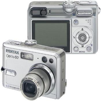 Optio 60 Digital Camera