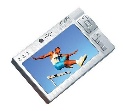 AV500 30GB Mobile Digital Video Recorder