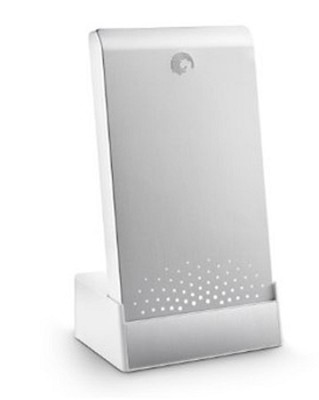 FreeAgent Go for Mac 320 GB USB 2.0/FireWire 800 Portable External Hard Drive