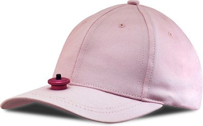 HC10PI Hat with Universal Mount for Hands-free Video Recording (Pink)
