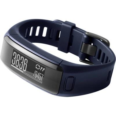 vivosmart HR Activity Tracker - Regular Fit - Midnight Blue (010-01955-08)