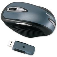 Laser Sharp Precision in a Three-Button Wireless Desktop Mouse (72242)