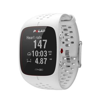 M430 GPS Running Watch, White - 90064405