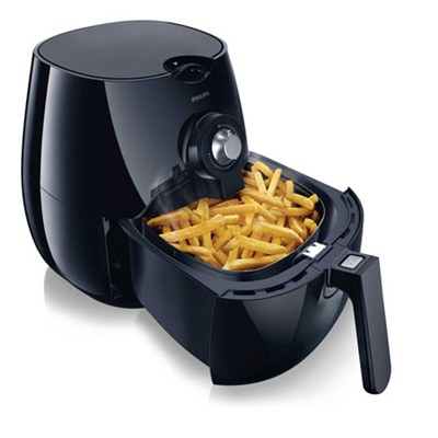 AirFryer with Rapid Air Technology, Black - Certified Refurbished