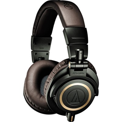 ATH-M50xDG Limited Edition Professional Studio Monitor Headphones - OPEN BOX