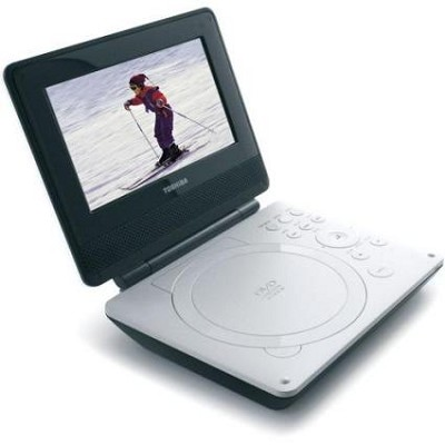 SDP75S 7-Inch Portable DVD Player