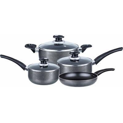 Aluminum NS Cookware 7pc Set