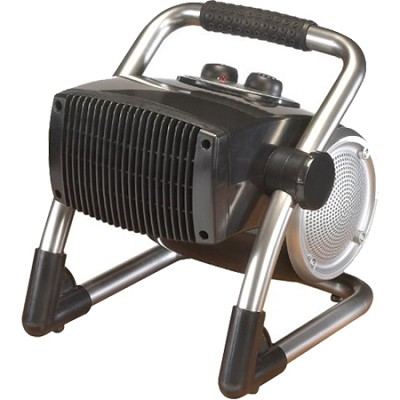 Pro-Ceramic Utility Heater with Pivot Power - OPEN BOX