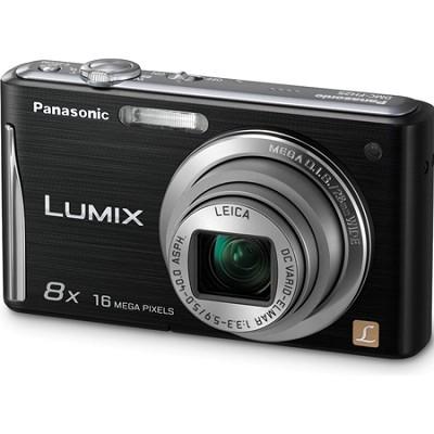 Lumix DMC-FH25 16MP 8x Zoom Black Compact Digital Camera